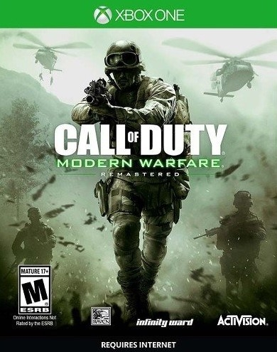Call of Duty: Modern Warfare Remastered Wiki on Gamewise.co