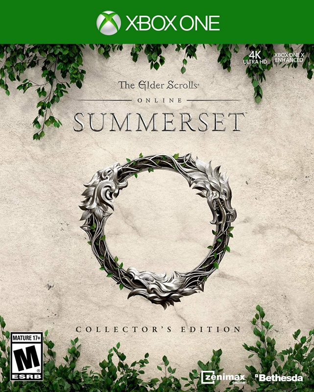 Gamewise The Elder Scrolls Online: Summerset Wiki Guide, Walkthrough and Cheats