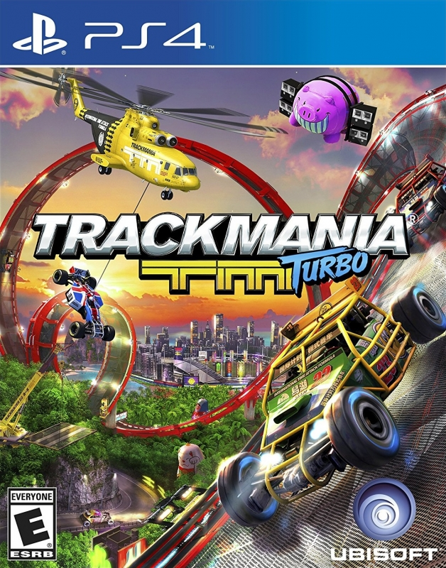 Gamewise TrackMania Turbo Wiki Guide, Walkthrough and Cheats