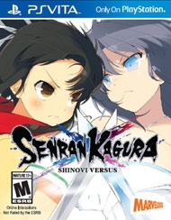 Senran Kagura Shinovi Versus: Shoujotachi no Shoumei for PSV Walkthrough, FAQs and Guide on Gamewise.co