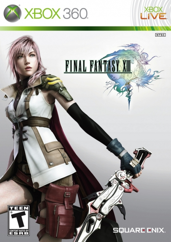 Final Fantasy XIII on X360 - Gamewise