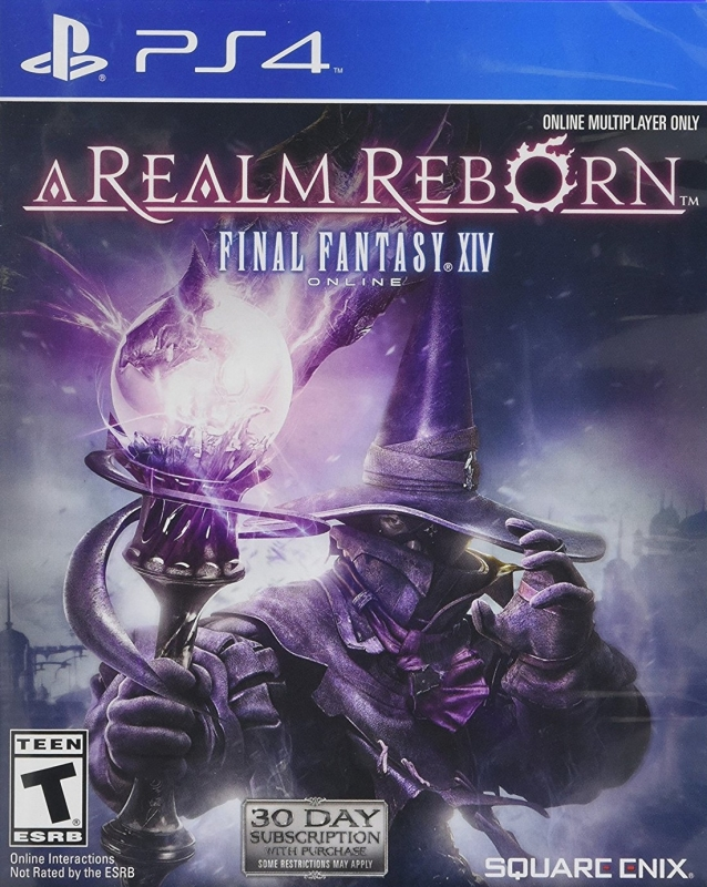 Final Fantasy XIV: A Realm Reborn on PS4 - Gamewise