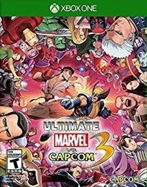 Ultimate Marvel vs. Capcom 3 Wiki - Gamewise