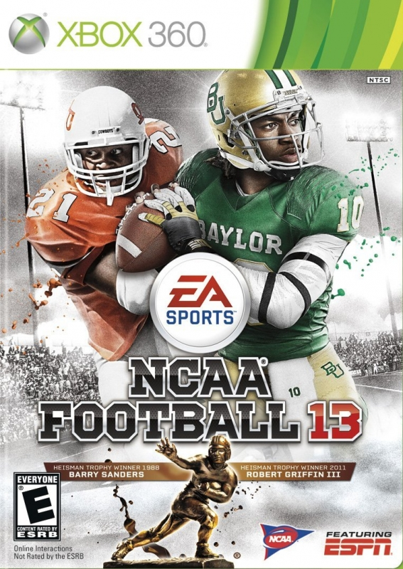 NCAA Football 13 Wiki Guide, X360