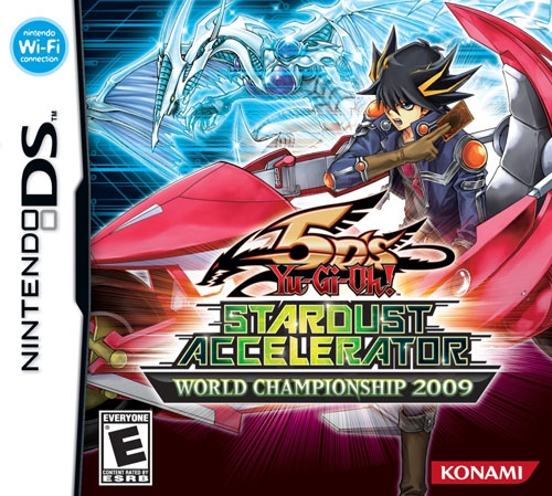 Gamewise Yu-Gi-Oh! 5D's Stardust Accelerator: World Championship 2009 Wiki Guide, Walkthrough and Cheats