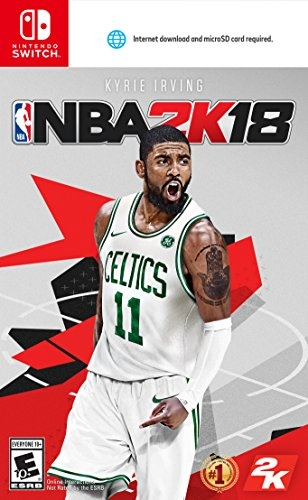 NBA 2K18 for NS Walkthrough, FAQs and Guide on Gamewise.co