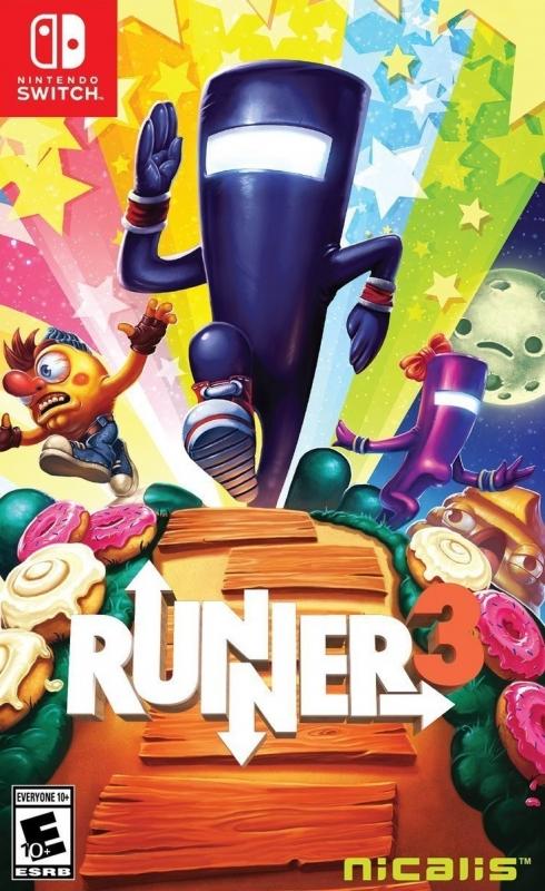 Runner3 Wiki - Gamewise