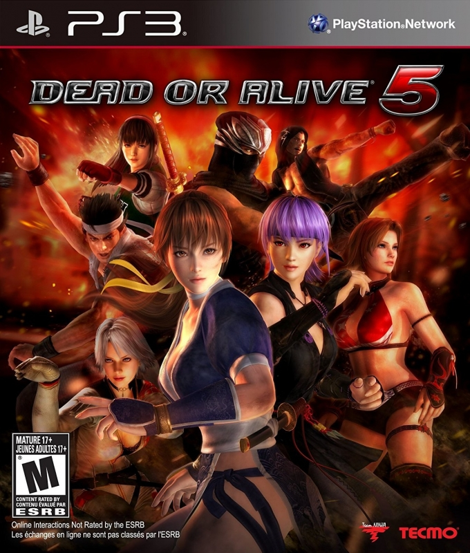 Dead or Alive 5 | Gamewise