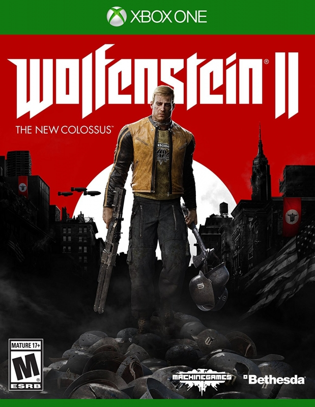 Gamewise Wolfenstein II: The New Colossus Wiki Guide, Walkthrough and Cheats