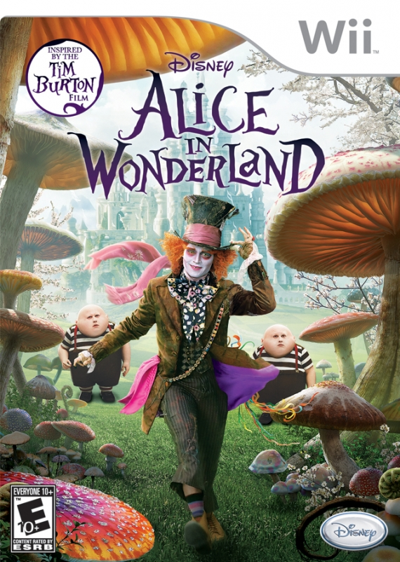 Gamewise Alice in Wonderland Wiki Guide, Walkthrough and Cheats