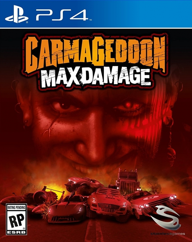 Carmageddon: Max Damage Wiki - Gamewise