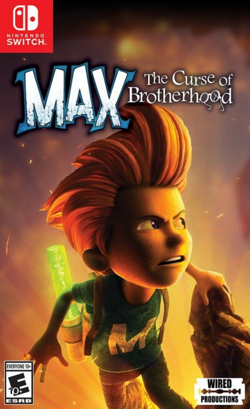 Max: The Curse of Brotherhood for NS Walkthrough, FAQs and Guide on Gamewise.co