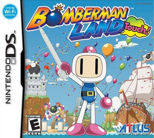 Bomberman Land Touch! Wiki - Gamewise