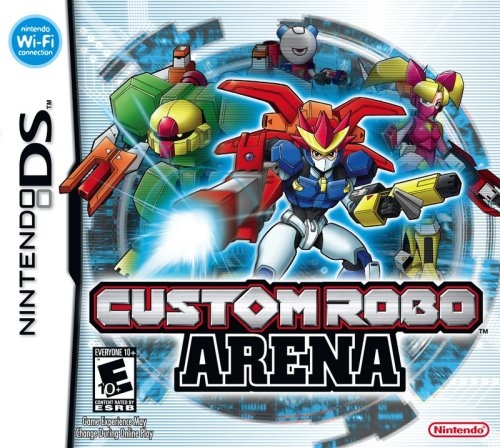 Custom Robo Arena on DS - Gamewise