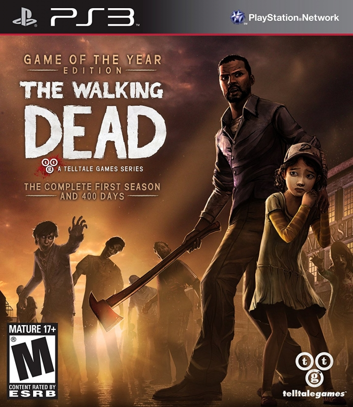The Walking Dead: A Telltale Games Series on PS3 - Gamewise