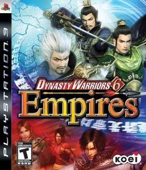 Dynasty Warriors 6 Empires Wiki - Gamewise