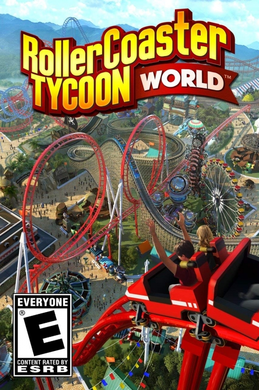 RollerCoaster Tycoon World Wiki - Gamewise