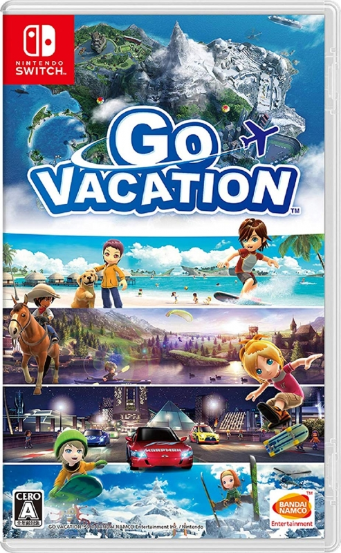 Go Vacation for NS Walkthrough, FAQs and Guide on Gamewise.co