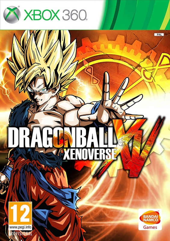 Dragon Ball: Xenoverse [Gamewise]