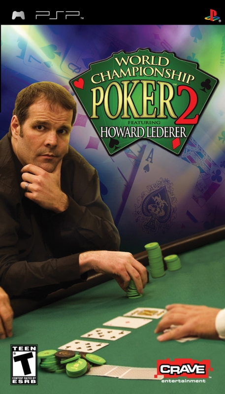Gamewise World Championship Poker 2: Featuring Howard Lederer Wiki Guide, Walkthrough and Cheats