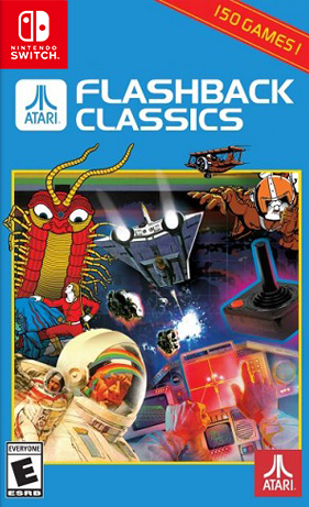 Gamewise Wiki for Atari Flashback Classics: Volume 1  (NS)