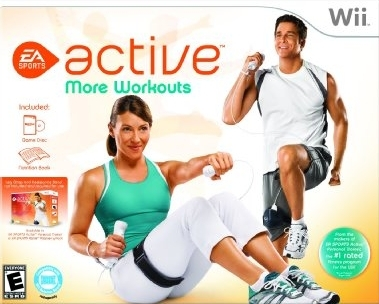 Gamewise EA Sports Active: More Workouts Wiki Guide, Walkthrough and Cheats