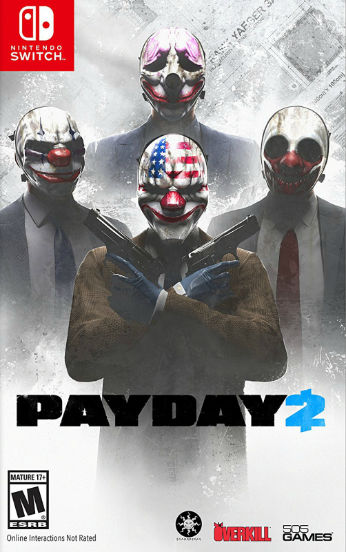 Payday 2 | Gamewise
