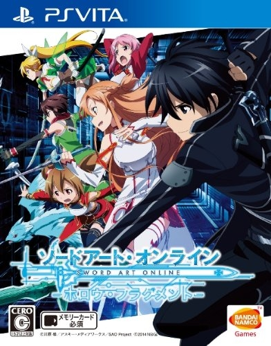 Sword Art Online: Hollow Fragment on PSV - Gamewise