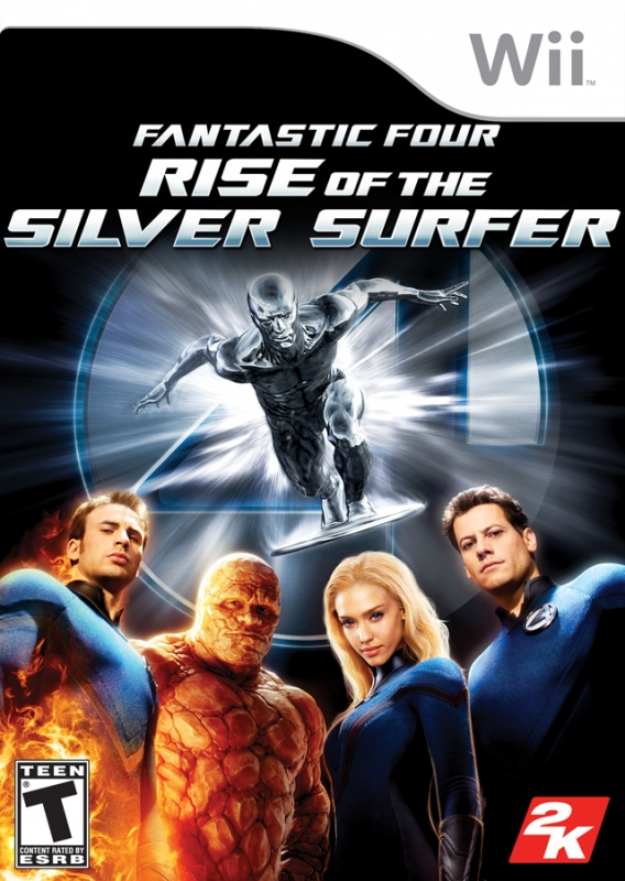 Fantastic Four: Rise of the Silver Surfer for Wii Walkthrough, FAQs and Guide on Gamewise.co