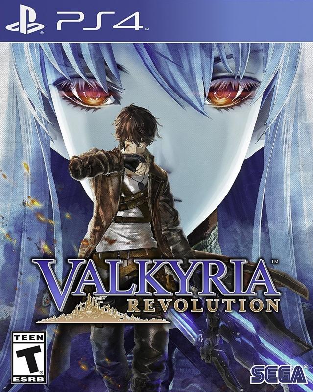 Valkyria: Azure Revolution Wiki - Gamewise