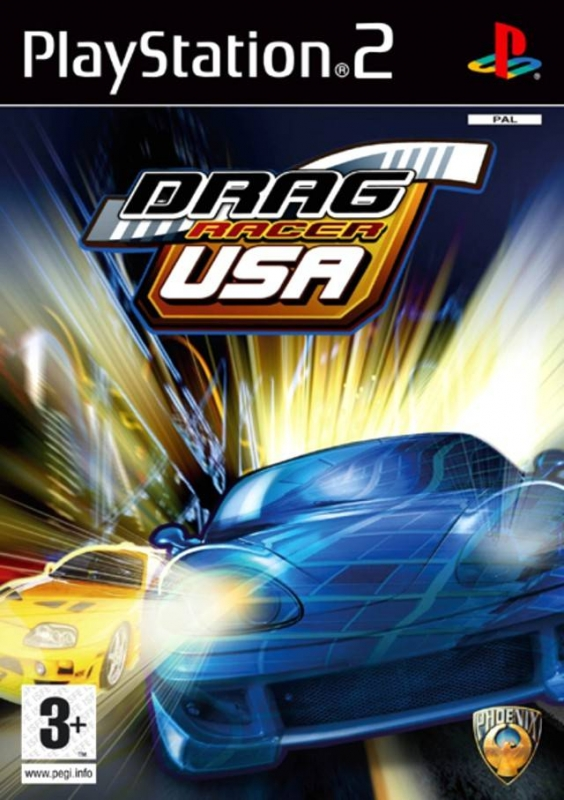 Drag Racer USA (PlayStation 2) - Sales, Wiki, Cheats