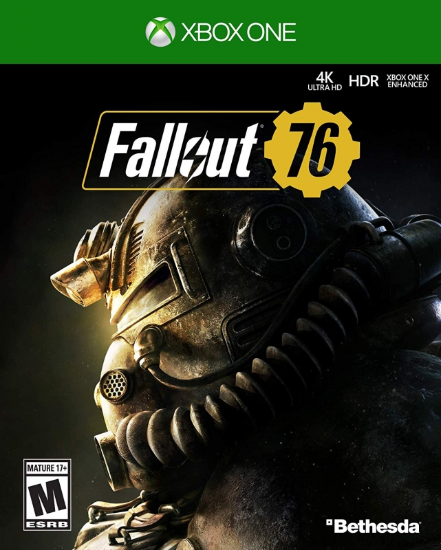 Fallout 76 for XOne Walkthrough, FAQs and Guide on Gamewise.co