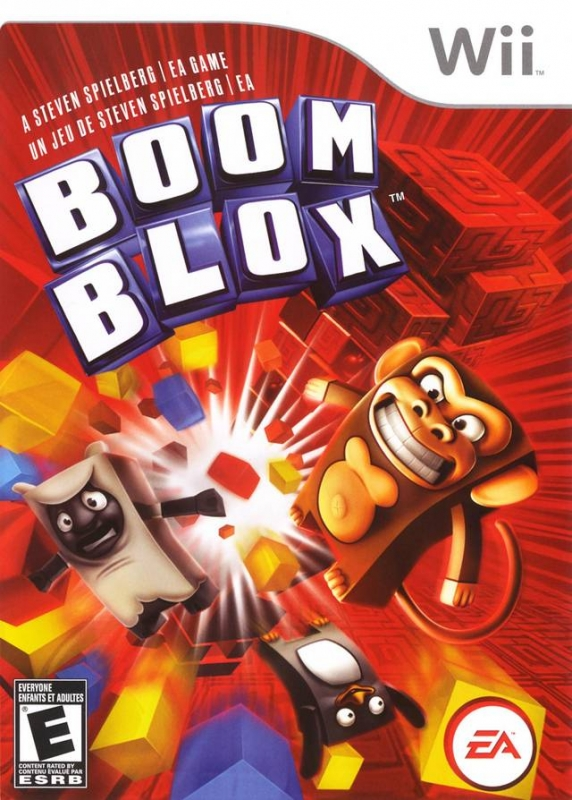 Gamewise Boom Blox Wiki Guide, Walkthrough and Cheats