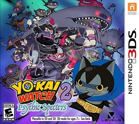 Gamewise Yokai Watch 2 Shinuchi Wiki Guide, Walkthrough and Cheats