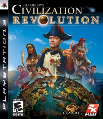 Sid Meier's Civilization Revolution for PS3 Walkthrough, FAQs and Guide on Gamewise.co