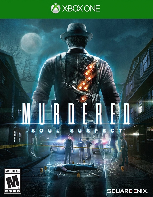 Murdered: Soul Suspect for XOne Walkthrough, FAQs and Guide on Gamewise.co