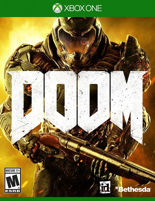 Doom (2016) on XOne - Gamewise