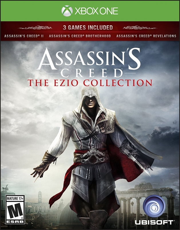 Assassin's Creed The Ezio Collection for XOne Walkthrough, FAQs and Guide on Gamewise.co