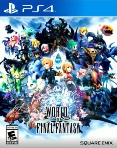 World of Final Fantasy on PS4 - Gamewise