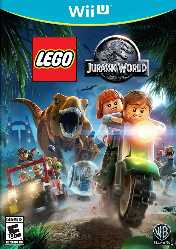 LEGO Jurassic World for WiiU Walkthrough, FAQs and Guide on Gamewise.co