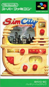 SimCity for SNES Walkthrough, FAQs and Guide on Gamewise.co