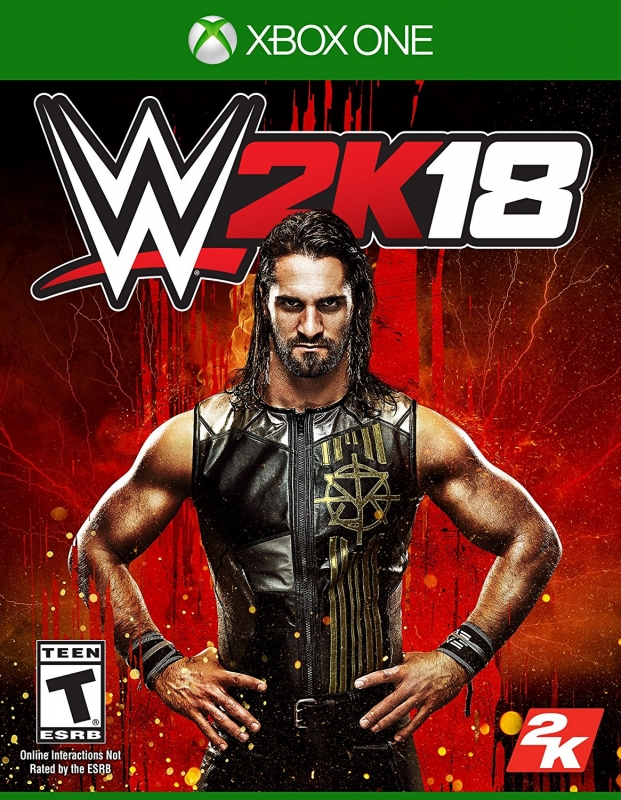 WWE 2K18 on XOne - Gamewise