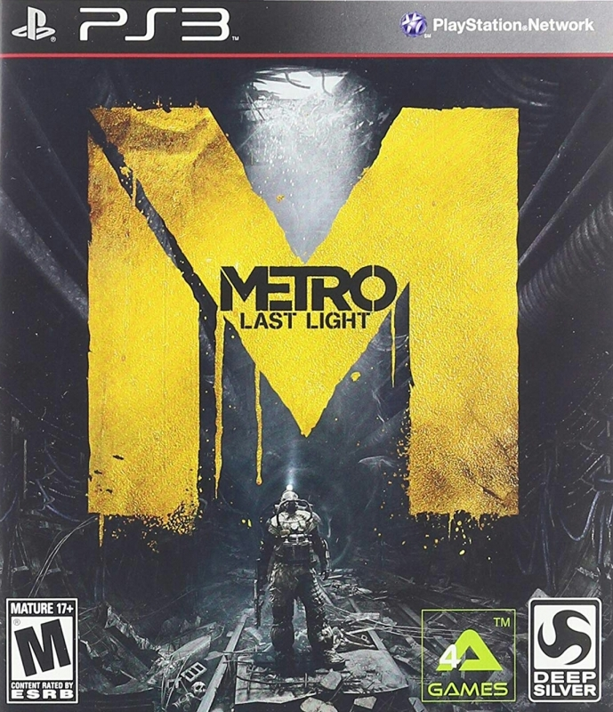 Gamewise Metro: Last Light Wiki Guide, Walkthrough and Cheats