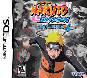 Naruto Shippuuden: Ninja Council 4 for DS Walkthrough, FAQs and Guide on Gamewise.co