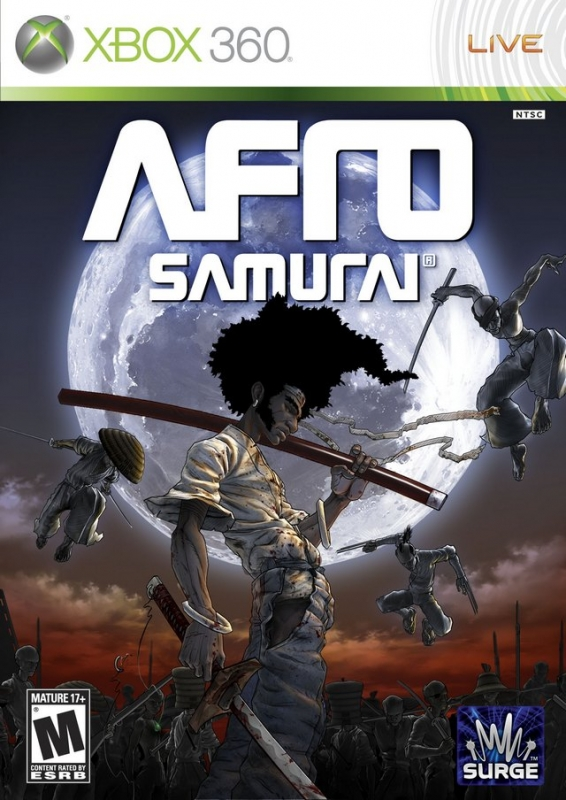 Afro Samurai on X360 - Gamewise