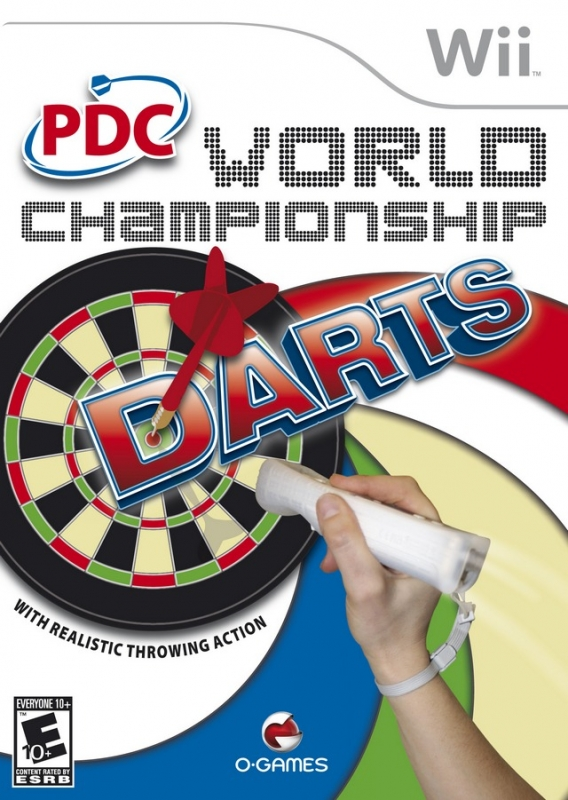 PDC World Championship Darts 2008 for Wii Walkthrough, FAQs and Guide on Gamewise.co