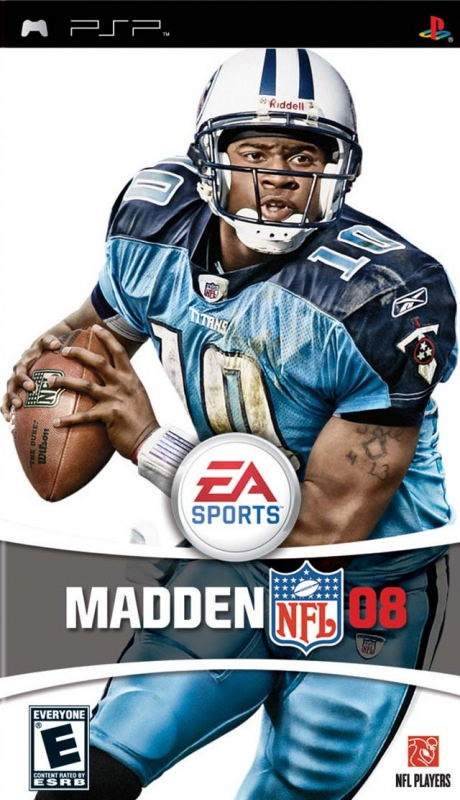 Madden NFL 08 on PSP - Gamewise