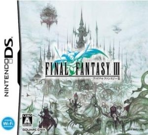 Final Fantasy III for DS Walkthrough, FAQs and Guide on Gamewise.co