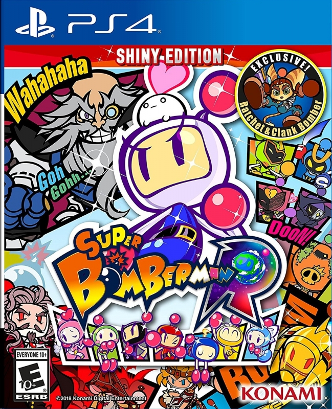 Super Bomberman R for PS4 Walkthrough, FAQs and Guide on Gamewise.co