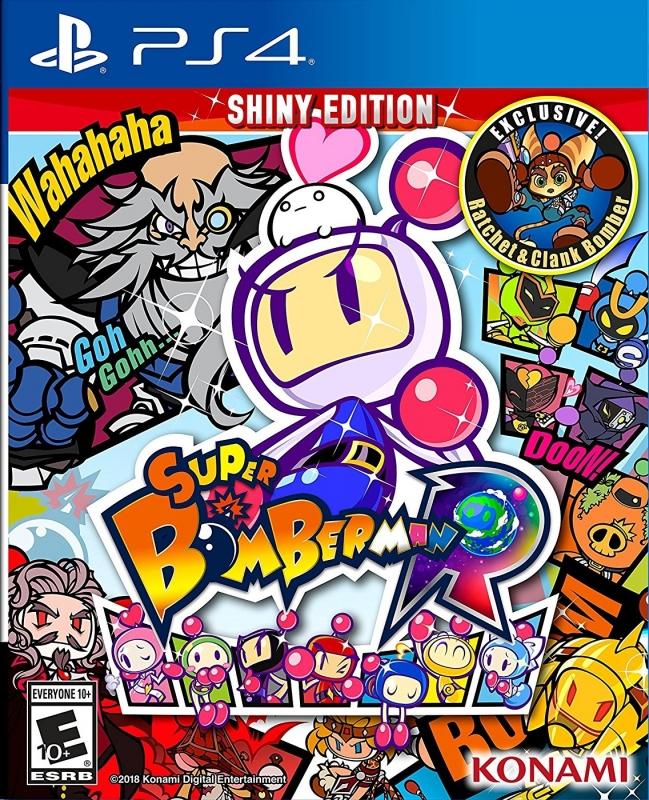 Super Bomberman R [Gamewise]